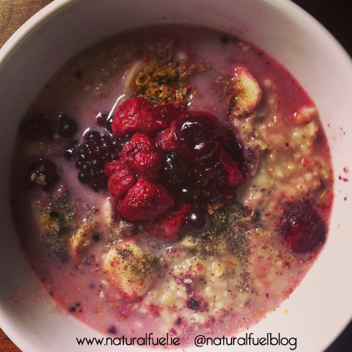 how to cook pinhead oatmeal